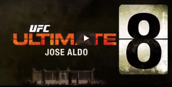 Jose Aldo Ultimate 8