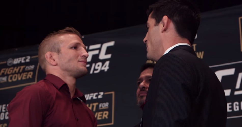 Dillashaw vs Cruz - media day