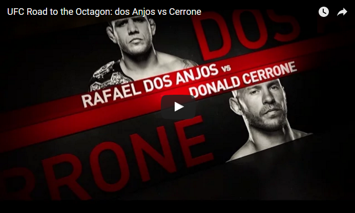 UFC on FOX 17 : Road to the Octagon