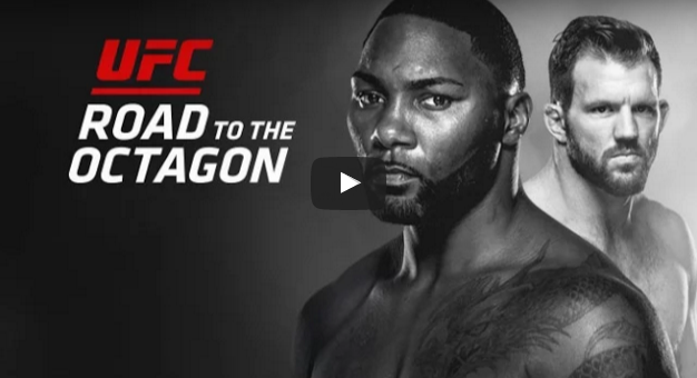ufc on fox 18 road to the octagon