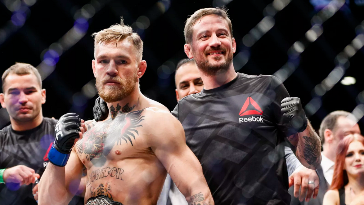 McGregor and Kavanagh