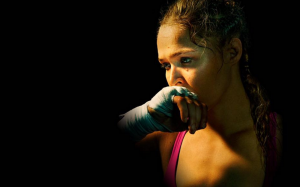 rousey triste