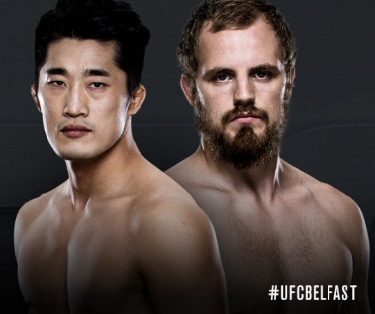 Cage Warriors Live Stream Free: UFC Fight Night 99: 'Gunnar Nelson Vs Dong Hyun Kim' Sera