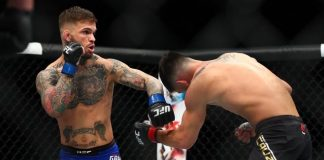 garbrandt win ufc 207