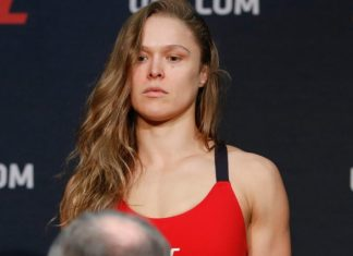 Rousey UFC 207 wi