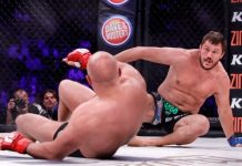 bellator nyc mitrione