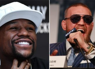 mayweather conor wt