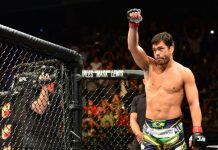 machida retour ufc