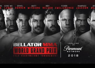 bellator mma world grand prix