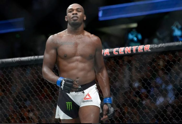 jon jones retour n