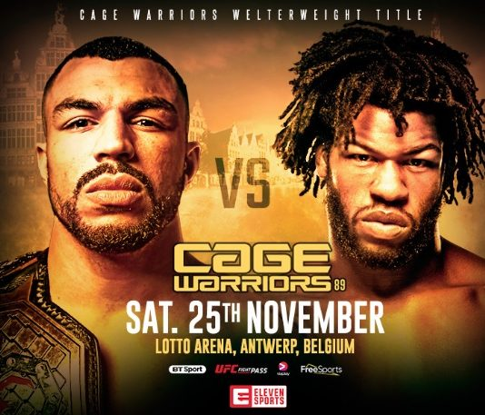 Cage Warriors Live Stream Free: CAGE WARRIORS Actualité