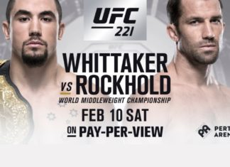 whittaker rockhold gsp