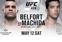 belfort machida