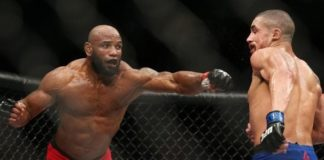 yoel romero vs robert whittaker 1