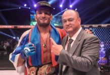 gegard mousasi bellator champ