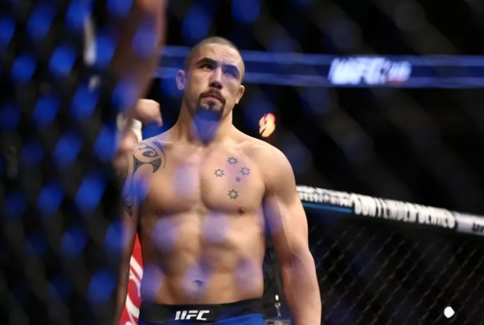 robert whittaker champ