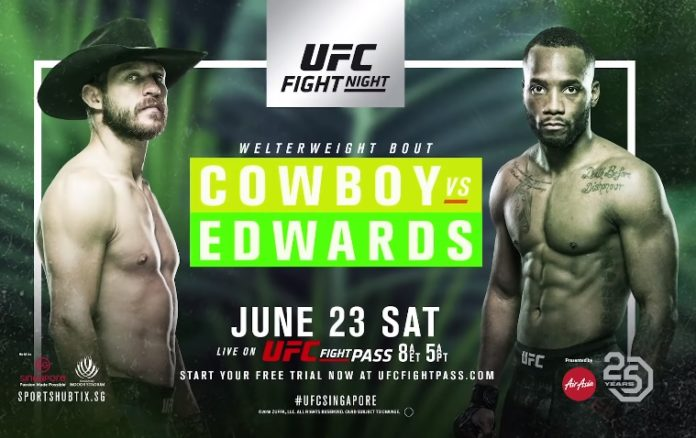 ufc fight night 132