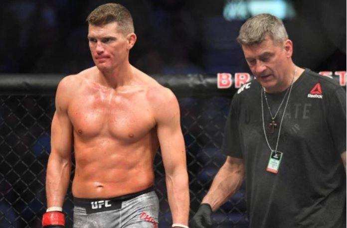 stephen thompson ufc nash