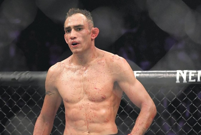 tony ferguson afp